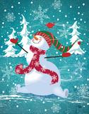 Frosty & Fab III Posters by Teresa Woo