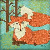 Fantasy Fox IV Prints by Paul Brent