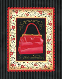 Dressed in Red II Posters by Babbitt Gwendolyn