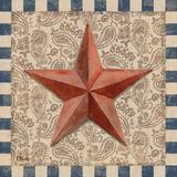 American Barn Star I Prints by Brent Paul