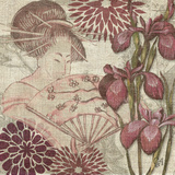 Grace of Geisha I Prints by Charlene Audrey