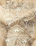 Artichoke Patterns IV Prints by Arielle Adkin