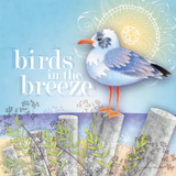 Birds in the Breeze Posters by Nancy Archer