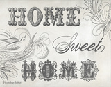 Home Sweet Home IV Kunst av Babbitt Gwendolyn
