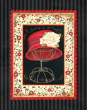 Dressed in Red I Prints by Babbitt Gwendolyn