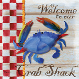 Chesapeake Crab Prints by Paul Brent