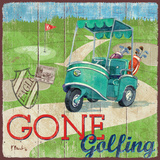 Golf Time IV Posters by Brent Paul