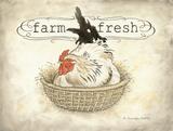 Farm Fresh Posters by Babbitt Gwendolyn