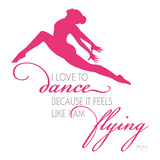Dance II Posters by Patty Young