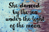 Dance by the Sea Posters by Dworak Belinda