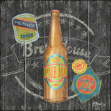 Craft Brew III Posters by Brent Paul