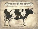 Farmers Market Prints by Babbitt Gwendolyn