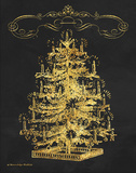 Gold Tree I Posters by Babbitt Gwendolyn
