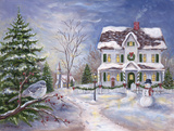 Home for the Holidays Prints by Todd Williams