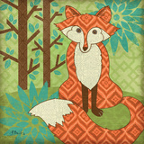 Fantasy Fox II Prints by Brent Paul