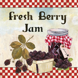 Fresh Berry Jam Posters by Gorham Gregory