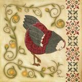 Charming Chicks I Prints by Paul Brent