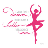 Dance I Prints by Patty Young