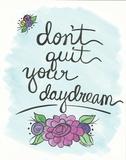 Daydream Prints by Monica Martin