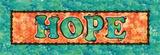 Hope Prints by Lantz BJ