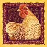 Country Hen II Poster by Babbitt Gwendolyn