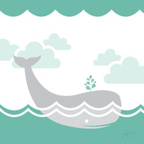 Deep Sea I Prints by Patty Young