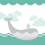 Deep Sea I Prints by Young Patty