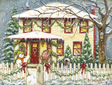 Home for the Holidays Posters by Gwendolyn Babbitt