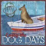 Dog Days II Poster by Paul Brent