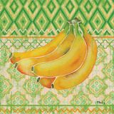 Fruit Ikat III Prints by Brent Paul