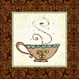 Cuppa II Prints by Lantz BJ