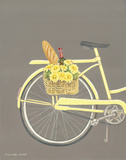 Bicycle I Posters by Gwendolyn Babbitt