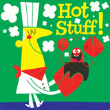 Cookin Hot Stuff Posters by Steve Mack