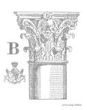 Gray Column B Posters by Babbitt Gwendolyn
