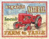 Farm to Table II Poster von Catherine Jones