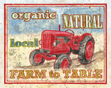 Farm to Table II Poster von Jones Catherine