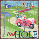 Golf Time II Posters by Paul Brent