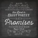 Chalkboard Promise Prints by Bethany Berndt