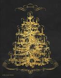 Gold Tree II Prints by Babbitt Gwendolyn