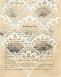 Artichoke Patterns V Posters by Arielle Adkin