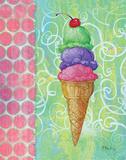 Frozen Delight II Prints by Brent Paul