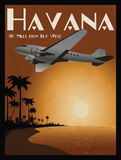 Havana Prints by Jason Giacopelli