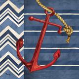 Anchors Away I Art by Paul Brent