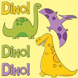 Dino I Prints by Mack Steve
