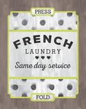 French Laundry Prints by Ashley Sta Teresa