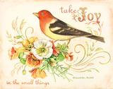 Bird Joy Poster by Babbitt Gwendolyn