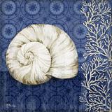 Deep Blue Sea II Prints by Brent Paul