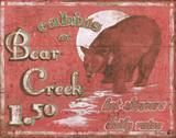 Bear Creek Posters af Jones Catherine