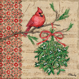 Burlap Holiday I Posters par Brent Paul