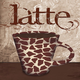 Giraffe Cafe Prints by Todd Williams